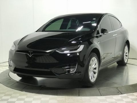 Pre-Owned 2018 Tesla Model X 75D