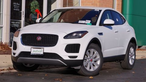 2020 Jaguar E-PACE Base