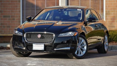 Certified Pre-Owned 2020 Jaguar XF Premium