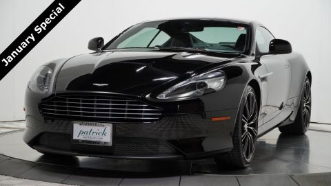 Pre-Owned 2015 Aston Martin DB9 Base