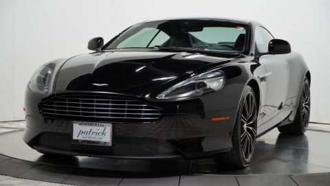 2015 Aston Martin DB9 Base